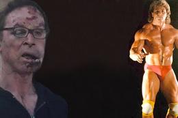 Eski güreşçiyi tanınmayacak hale getirdiler