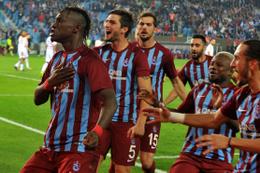 Trabzonspor'un kadrosu 45 kişilik ordu!