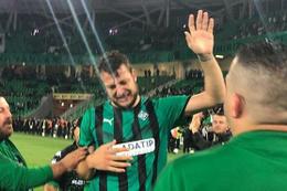 Finalde cezalı duruma düşen Batuhan maç sonu ağladı