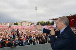 Cumhurbaşkanı Erdoğan'dan CHP'ye aday tepkisi!