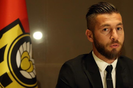 Yeni Malatyasporlu futbolcular iddialı