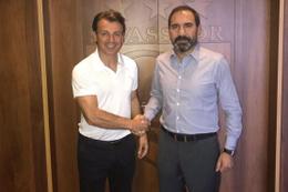 Tamer Tuna resmen Sivasspor'da