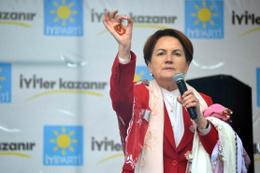 Akşener: 24 Haziran'da cumhurbaşkanı seçileceğime inanıyorum