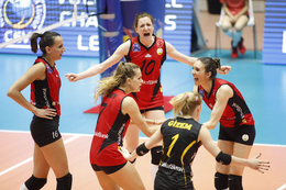 VakıfBank CEV Şampiyonlar Ligi'nde finale çıktı!