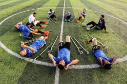 Filistin'de koltuk derneği kulübü kuruldu