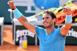 Fransa Açık'ta Rafael Nadal geleneği bozulmadı