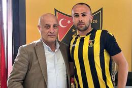 İstanbulspor Perovic'le anlaştı