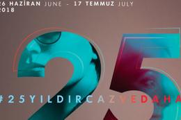 25. İstanbul Caz Festivali'ne geri sayım başladı