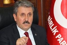 Mustafa Destici'den bomba HDP iddiası!