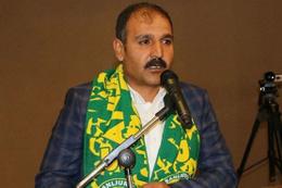 Emin Yetim yeniden Şanlıurfaspor başkanı