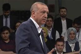 Erdoğan: Üçüncü nükleer enerji santralini de kuracağız