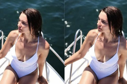 Leyla Lydia Tuğutlu bikinili pozu olay oldu İnstagram sallandı
