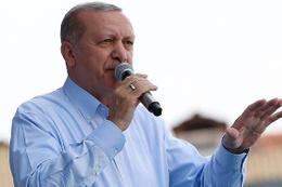 Erdoğan yüksek faiz oranlarına sert çıktı