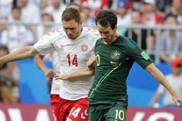 Danimarka Avustralya maçı sonucu ve özeti