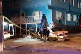 Uyuşturucu tacirleri ile mahalleli arasında silahlı kavga