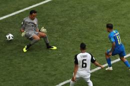 Brezilya Kosta Rika'yı son dakika golleriyle yıktı