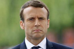 Macron'a soğuk duş: İşçiler sarayının gazını kesti!