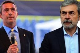 Aykut Kocaman'la Ali Koç arasındaki konuşma