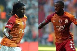 Galatasaray'da iki futbolcu ile yollar ayrılıyor
