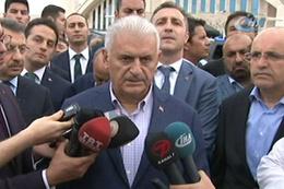 Başbakan Yıldırım'dan flaş Erzurum açıklaması