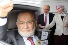 Karamollaoğlu'nun sandığından kendisine çıkan oy bakın kaç