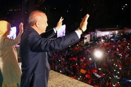 Cumhurbaşkanı Erdoğan: Kazanan Türkiye olmuştur