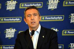 Fenerbahçe Başkanı Ali Koç'un seçim sonrası ilk konuşması