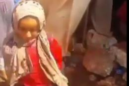 Su borusundan bacak yapan Suriyeli Maya'nın sarsıcı görüntüleri