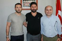 Ahmet Dursun Tokatspor yönetimine girdi