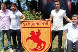 Samsunspor 3 isim ile sözleşme imzaladı