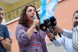 Teröristleri tedavi eden hemşire HDP'den milletvekili adayı