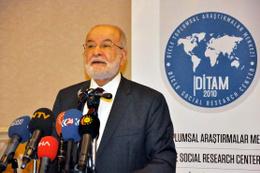Karamollaoğlu: Kürt meselesi, sadece ülkemizin meselesi değil