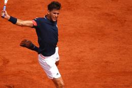 Thiem kariyerinin ilk Grand Slam finalinde
