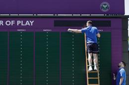 Tenisin kalbi Wimbledon'da atacak