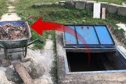 Kanalizasyonda bulunan bebeğin annesi tespit edildi