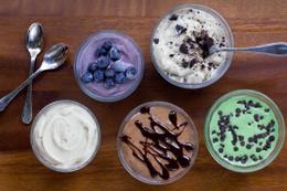 Proteinli Şekersiz Dondurma Tarifi