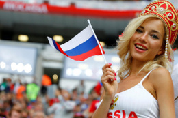 FIFA'dan rejiye uyarı: Güzel kızları gösterme