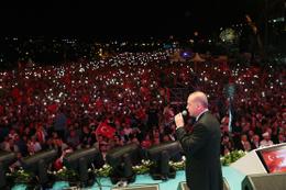 Erdoğan: Pensilvanya'daki melunun büyüttüğü ahtapotun kollarını kestik