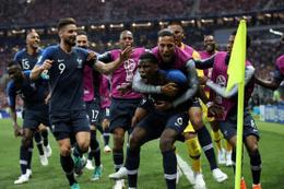 Dünya Kupası'nı kazanan Fransa'ya çılgın gelir