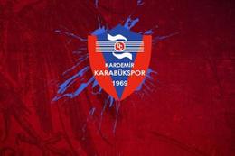 Karabükspor'dan sponsor tepkisi
