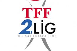 TFF 2. Lig fikstürü çekildi