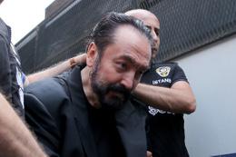 Adnan Oktar çıkarıldığı mahkemece tutuklandı