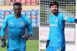 Fenerbahçe ve Beşiktaş'ın kaleci formaları kriz çıkarttı