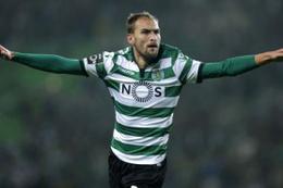 Sporting Lizbon Bas Dost'u resmen açıkladı