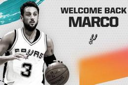 San Antonio Spurs Marco Belinelli ile anlaştı