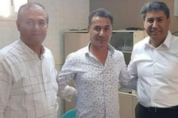 Recep Niyaz transfer oldu diye babası istifa etti