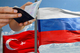 Rusya'dan Türk vatandaşları için flaş vize açıklaması