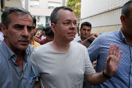 AK Parti'den 'Brunson' açıklaması: Ciddi iddialar var