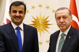 Erdoğan Katar Emiri ile telefonda görüştü