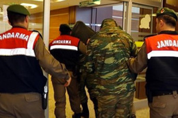 Edirne'de tutuklanan Yunan askerler hakkında karar